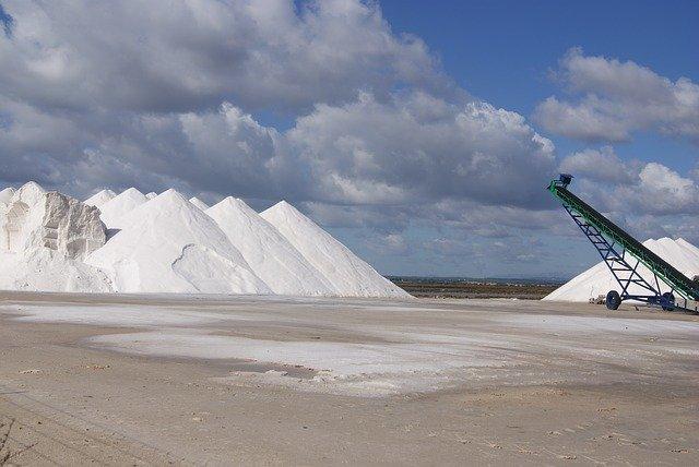 průmyslová sůl