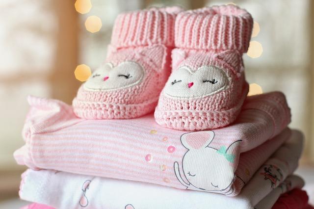 botičky na oblečení
