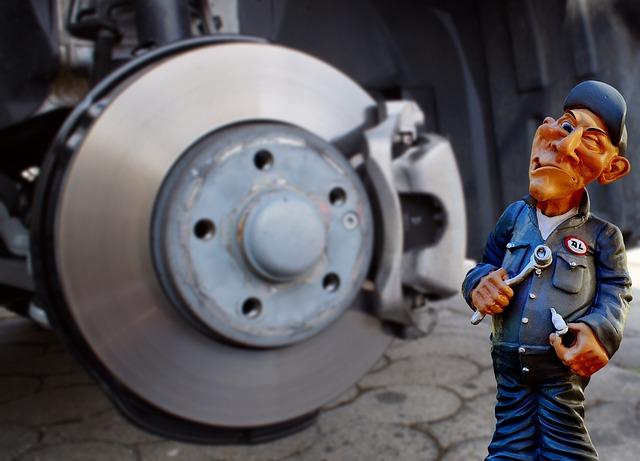 mechanik a brzdy