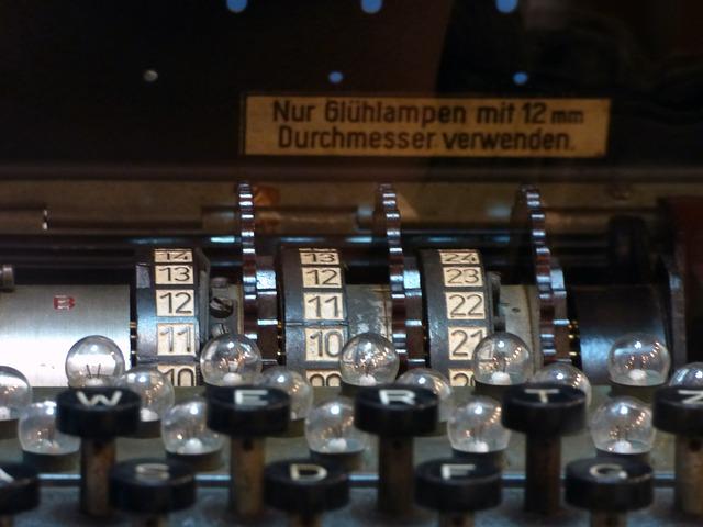 šifrovací stroj
