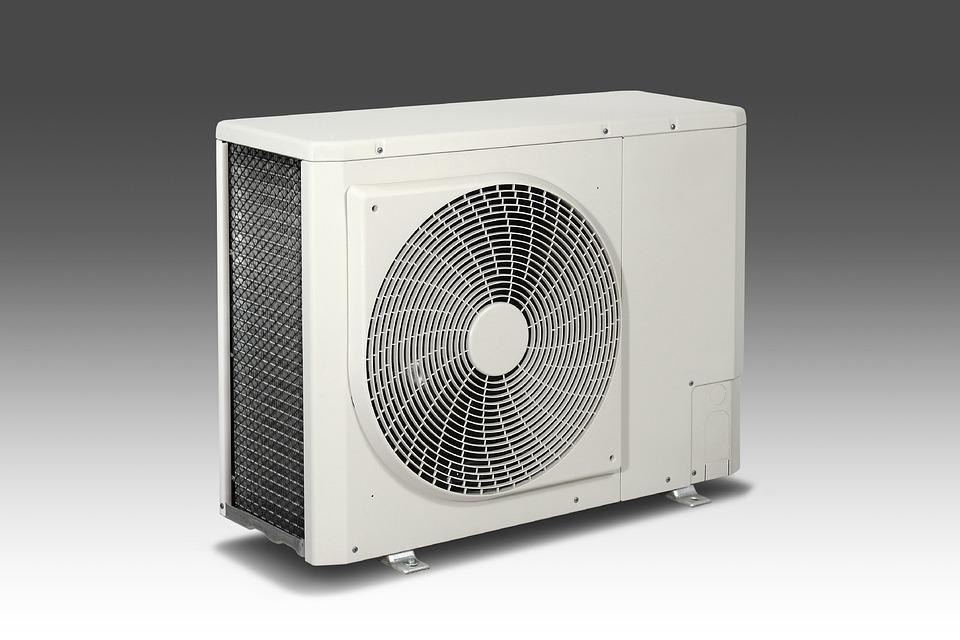 kondenzátorová klimatizace