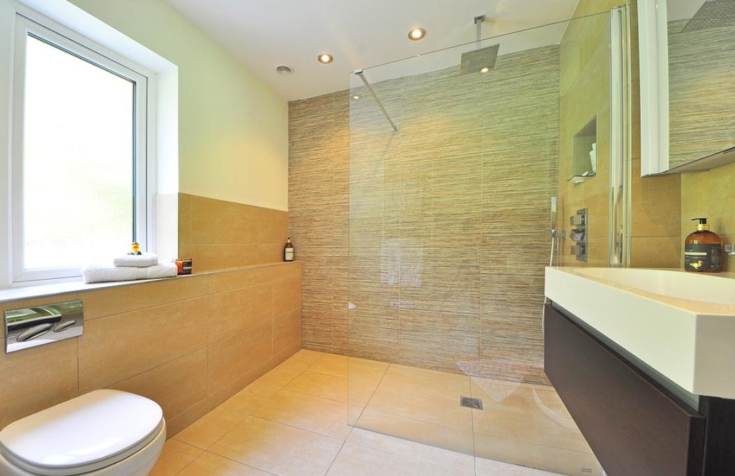 Sprchování bez bariér